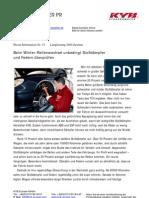 Beim Winter-Reifenwechsel unbedingt Stoßdämpfer und Federn überprüfen