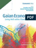 Gaian Economics 150s