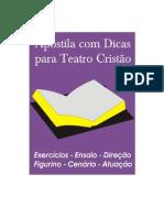 Luiza Regina Reis - Apostila Com Dicas Básicas Para o Teatro Cristão.pdf