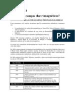 DOCUMENTO 1 Que Son Los Campos Electromagneticos