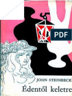 Edentol Keletre - John Steinbeck