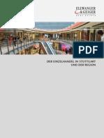 Einzelhandelsmarktbericht Stuttgart 2008