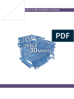 Tekla Structure Example Book