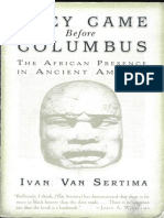 Ivan Van Sertima - They Came Before Columbus