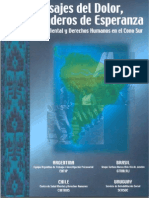 AAVV- Paisajes Del Dolor Salud Mental y Derechos Humanos en El Cono Sur 2002