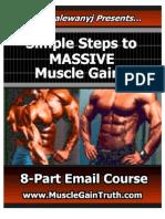 Massive Muscle Gains