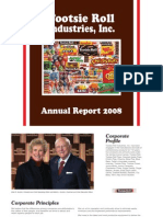 Tootsie Rool Annual Report