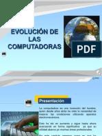 evolucion computadoras