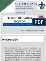 Torre de Pared Mojada