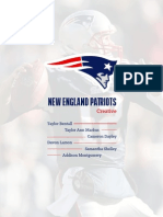 patriots creative email to