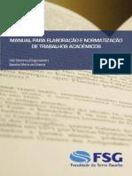 Manual Normas Academicas FSG