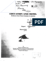 Education and Crime