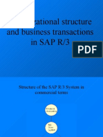 Org Structure Transction SAP R/3 20090924