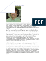A fobópole segundo Marcelo Lopes de Souza
