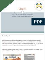 Clase 2.2 - Iniciar Proyecto Minesight
