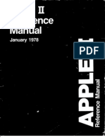 Apple II Reference Manual, Redbook (1978)(Apple)(II)[030-0004-00]