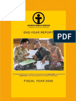 End-Year FY09 Report