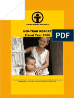 Mid Year 2009 Report