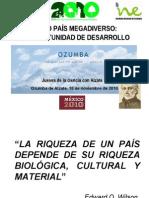 Mexico Pais Megadiverso Low Pfeng