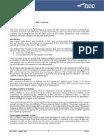 NECPB02 - Achieving Transparency Webcopy