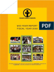 Mid-Year 2008 Report