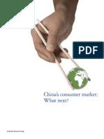 China Consumer Report 09