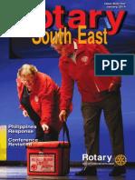 Rotary South East Magazine i64-Jan14