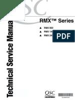 RMX Service Manual