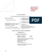 Application for a Writ of Certiorari, Kellberg v. Yuen, No. SCWC-12-0000266 (Sep. 17, 2013)