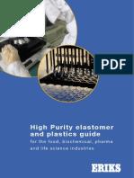 ERIKS - High Purity Elastomer Guide