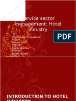 Hotel industry overview