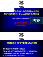 Palm Oil Summit 2012