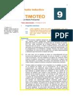 1TIMOTEO9