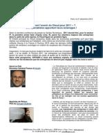OXYGEN - Les Experts Du Cloud Se Prononcent Pour 2011 - DeC 2010