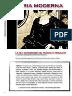 Le Reti Matrimoniali del Patriziato Veneziano
