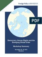 10 Democracy Human Rights Piccone