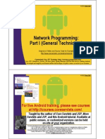 Android Networking 1