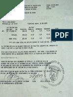 Certificación de Deuda Departamento de Hacienda