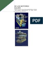 Historia de Los Motores Marinos Sulzer