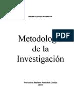 Material de Metodología de la Investigación