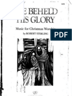 We Beheld His Glory - Music for Christmas Worship
