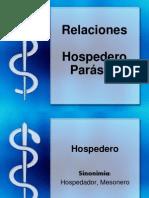 CLASE 04_RELACIÓN HOSPEDERO_PARÁSITO