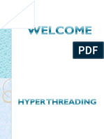 Hyper Threading of INTEL