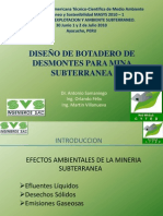 Exposicion Botaderos a. Samaniego