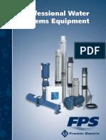 Franklin FPS Pumps Catalog