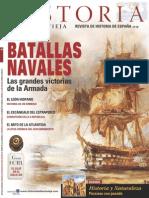 Historia de Iberia Vieja 99 (SEP2013) Batallas Navales. Las Grandes Victorias de La Armada