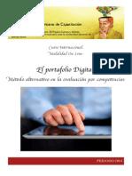 Folleto El Portafolio Digital Metodo Alternativ en La Evaluacion Por Competencias CIESI