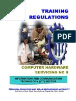 Computer Hardware Servicing NC II CBC
