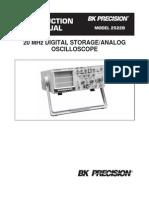 2522B User Manual