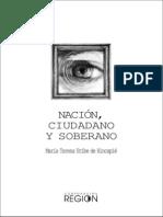 31150235 LIBRO Nacion Ciudadano Soberano